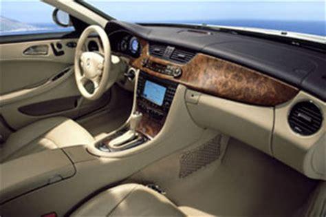 image: 2006 mercedes benz cls500 interior, size: 350 x