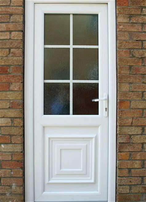 Back Door Entrance Pro Trade Upvc Swadlincote Upvc Entrance Doors
