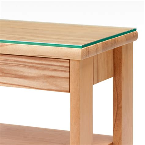 comodini in legno massello comodino legno massello line la casa econaturale