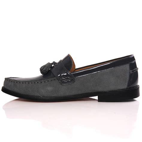 unze mens leather imp m30al slipons formal