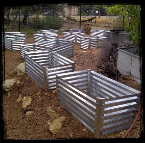 galvanized raised garden bed galvanized raised garden beds all things garden