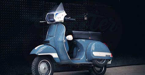 Kipas Vespa Px px mk1 1978 scooterina