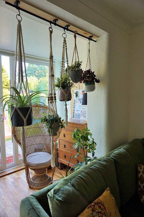 hanging house plants  ikea hack ukhomebloghop house