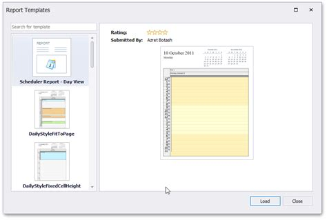 devexpress layout control height scheduler report templates dxscheduler obsolete wpf