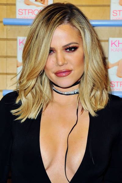 Khloe Hairstyles by Khloe Medium Wavy Cut Medium Wavy Cut