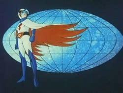 Anime W Telewizji by Tanuki Anime Recenzja Kagaku Gatchaman
