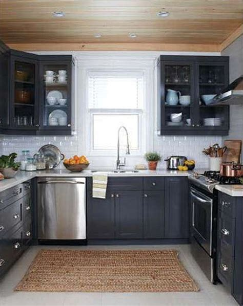 dark blue kitchen cabinets 1000 ideas about blue cabinets on pinterest
