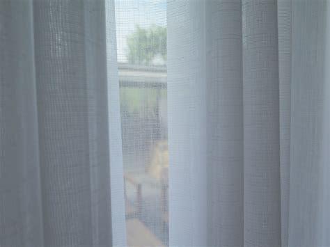 gardinen stores gardine store rom leinenoptik weiss ecru weiss