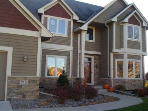house color schemes taupe house color 2 exterior home pinterest exterior