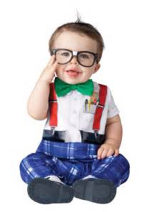 Nerd Costume Nursery Nerd Infant Costume