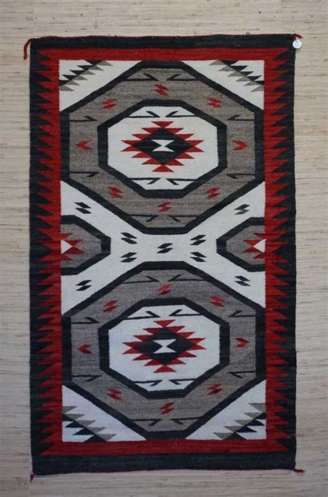 marvelous Black And White Rug #4: ganado-navajo-rug-873-001.jpg