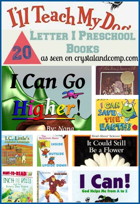 letters to a books 20 books children must read letter i