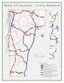 vermont truck road network 187 ezbordercrossing