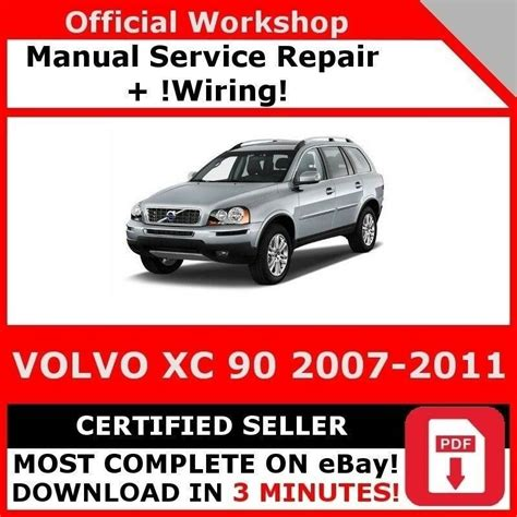 free download parts manuals 2007 volvo xc90 seat position control factory workshop service repair manual volvo xc90 2007 2011 wiring ebay
