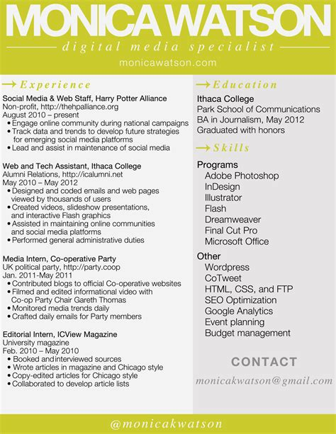 exle of marketing resume marketing resume business marketing