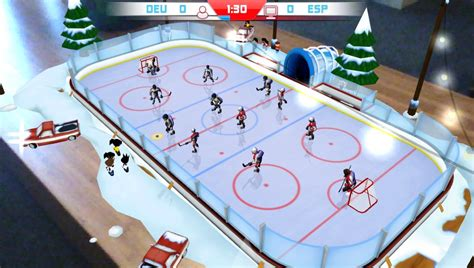 place a hockey rink in your room with table ice hockey