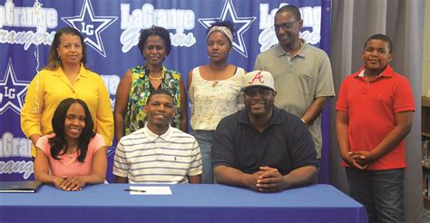 Granger College by Granger Standouts Headed To College Lagrange Daily News