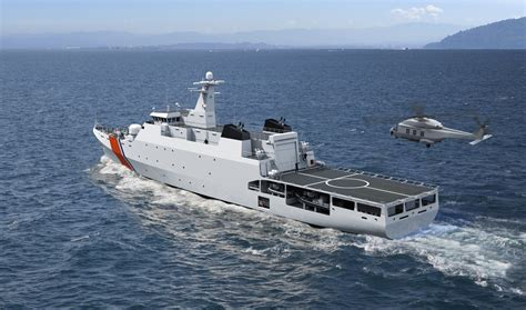 offshore patrol boats australia coastal patrol vessel for energy watermaking hospital