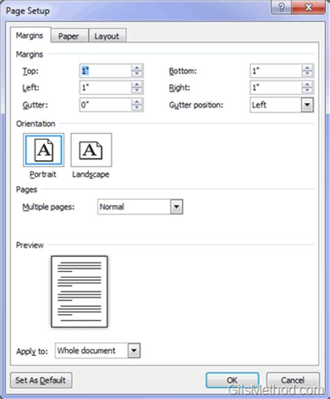web layout word margins how to change margins in word 2010