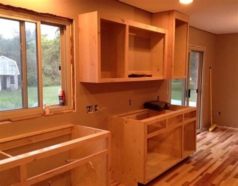 building kitchen cabinets from scratch how to build kitchen cabinets 5 steps home decor buzz