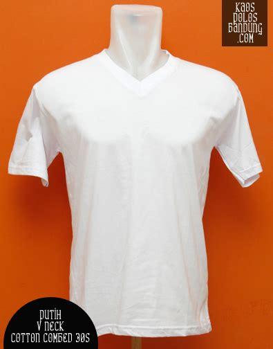 Kaos Polos V Neck Dan V Neck kaos polos v neck sobar clothing