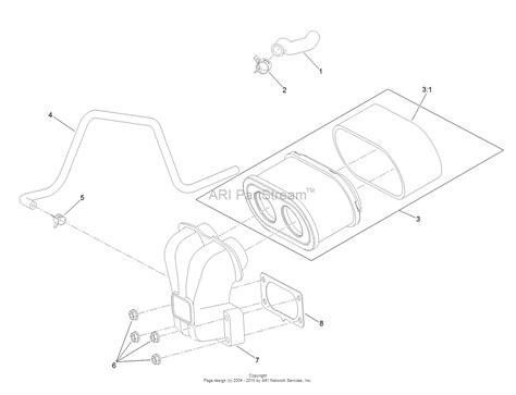 toro  timecutter ss  riding mower  sn   parts diagram  air