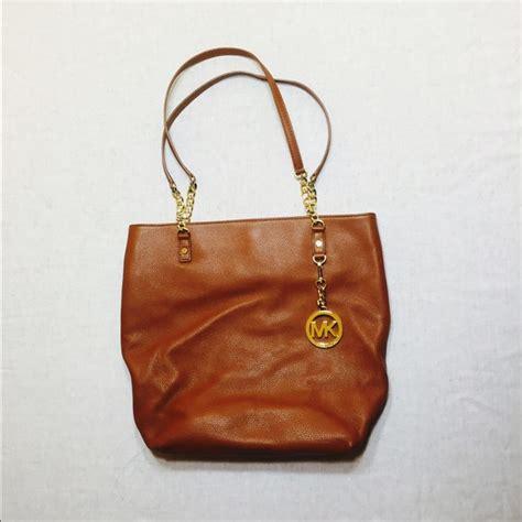 Tas Michael Kors Authentic Michael Kors Shoulder Bag 57 michael michael kors handbags authentic michael kors brown leather shoulder bag from