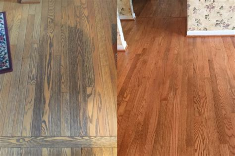 hardwood floor refinishing alexandria va