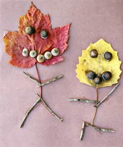 Crafts With Leaves For Kids - 45 of the cutest fall crafts for kids how wee learn