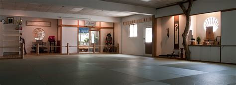 design arts seminars traditional japanese dojo sakura budokan