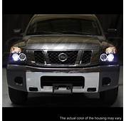 Nissan Titan Headlight Alignment