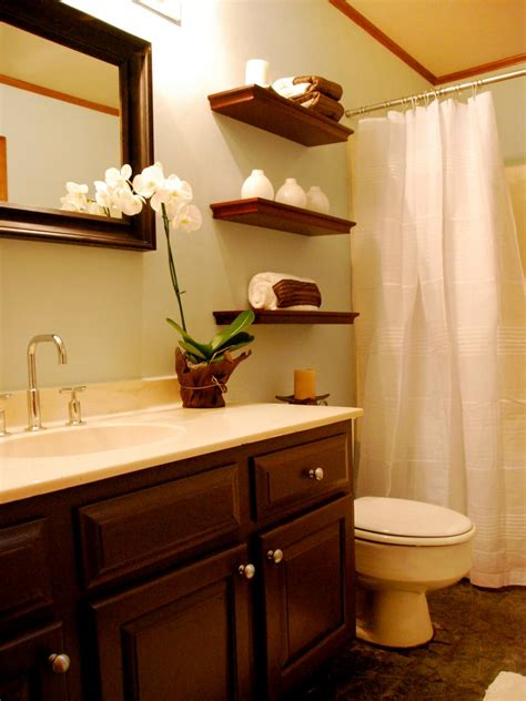 How To Decorate Floating Shelves decorating with floating shelves hgtv
