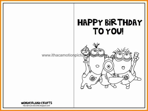 template for birthday card luxury template birthday greeting card