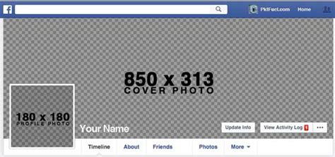 free facebook cover template download tutorial pocket fuel