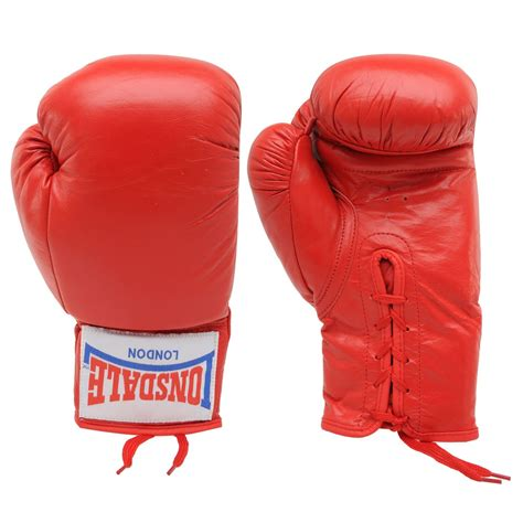 Lonsdale Lonsdale Autograph Boxing Gloves Boxing Gloves