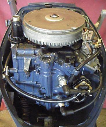 9 5hp Evinrude Fixes Boat Building Outboard Motors