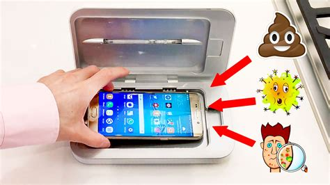 Charge Your Phone Kill Those Germs by Use This To Stop Your Phone From You Sick Wfaa
