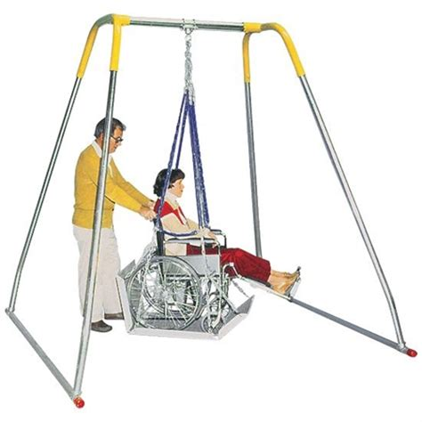 swings for special needs wheelchair swing and indoor frame special needs swings