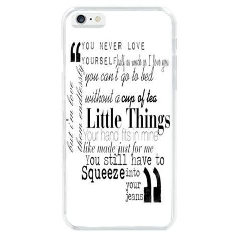 One Direction Lyric 1d X0025 Casing Iphone 7 Custom Cover the world s catalog of ideas