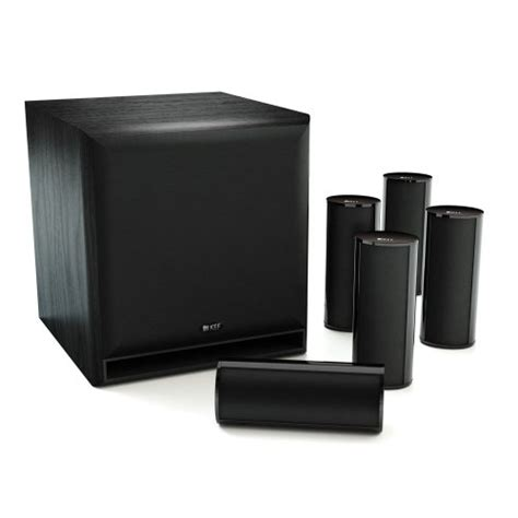 kef kht1505gb home theater system home theater speaker
