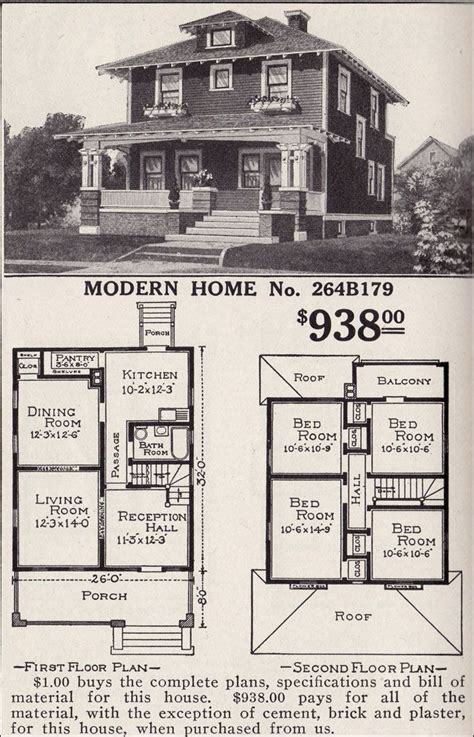 foursquare floor plans marvellous american foursquare house plans ideas best