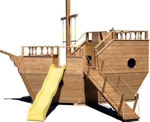 Kids Backyard Playsets Wood Pirate Ships Pennsylvania Maryland West Virginia