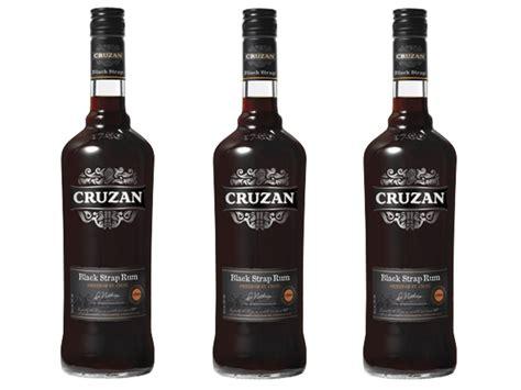 Shelf Of Blackstrap Molasses by The Bottom Shelf Cruzan Black Rum