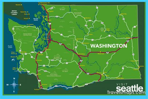 seattle map gis seatle map my