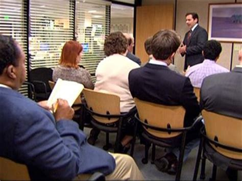 scranton branch conference room dunderpedia the office