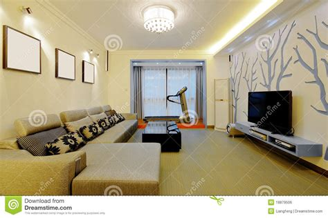 modern home decor modern home decorating style royalty free stock image