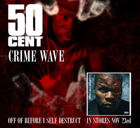 crime wave 50 cent 50 cent crime wave cdq hiphop n more