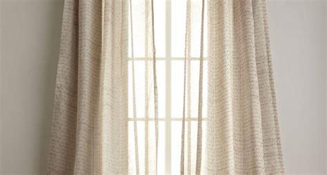 tendaggi in lino tende di lino tendaggi
