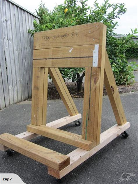 how to build a outboard motor stand 1000 images about feathercraft ideas on