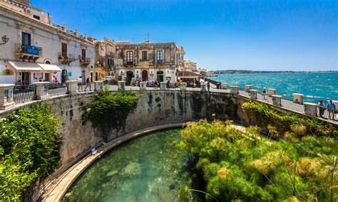 sicilian vacation with airfare and rental car from great value vacations in syracuse
